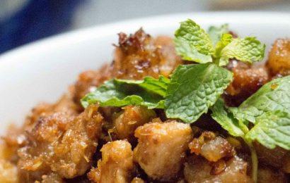 Thưởng thức thịt ba chỉ kho mắm ruốc – Đậm đà hương vị Huế