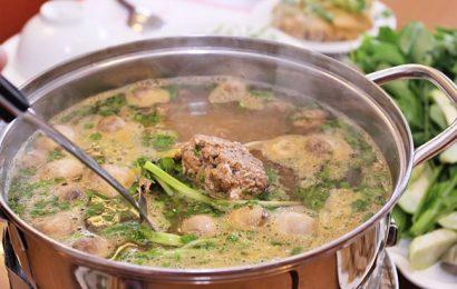 Bật mí cách nấu nước lẩu thơm ngon đặc trưng cho các món lẩu