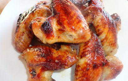 Cách làm cánh gà nướng mật ong nhâm nhi cùng bạn bè