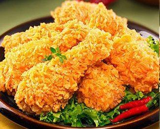Món gà rán chiên xù cực ngon và đơn giản tại nhà