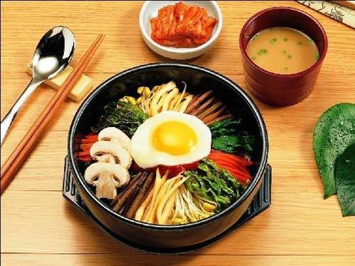 Cuối tuần đổi món với cơm trộn Hàn Quốc bò xào