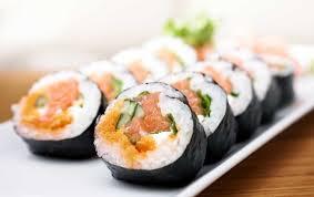 cach lam sushi Nhat Ban thom ngon