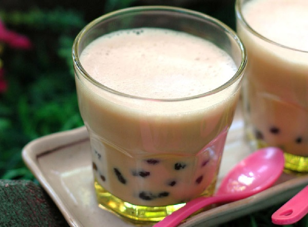 cách làm trà sữa trân châu ngon 7