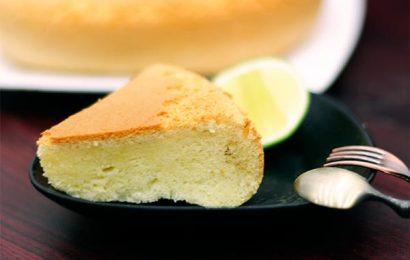 Cách làm bánh bông lan thật dễ dàng với nồi cơm điện