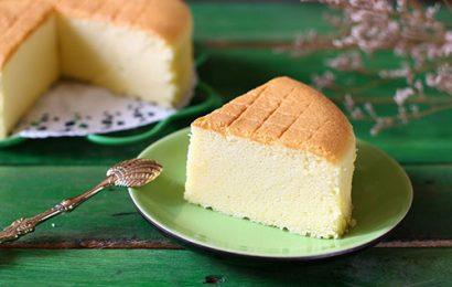 Cách làm bánh bông lan phô mai Nhật Bản công thức cực chuẩn