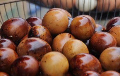 Cách làm trứng gà nướng thơm ngon ngay tại nhà