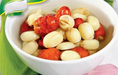 Hướng dẫn cách nấu chè hạt sen táo đỏ thông dụng tại nhà