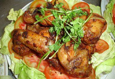 Đưa cơm nhanh với món cánh gà chiên nước mắm