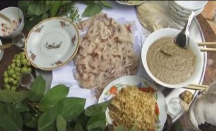 Cách làm gỏi cá mè Hiệp Hòa Bắc Giang độc đáo lạ miệng