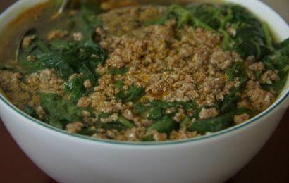 Hướng dẫn cách nấu canh cua rau đay giải nhiệt ngọt mát cho ngày hè