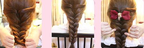 Các cách tết tóc đẹp nhất cho bạn nữ 14