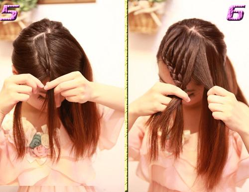 Các cách tết tóc đẹp nhất cho bạn nữ 3