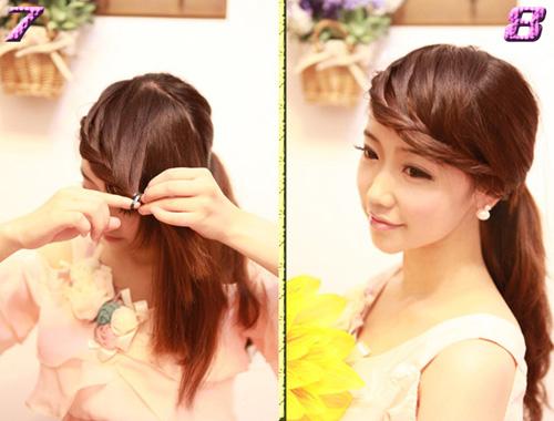 Các cách tết tóc đẹp nhất cho bạn nữ 4