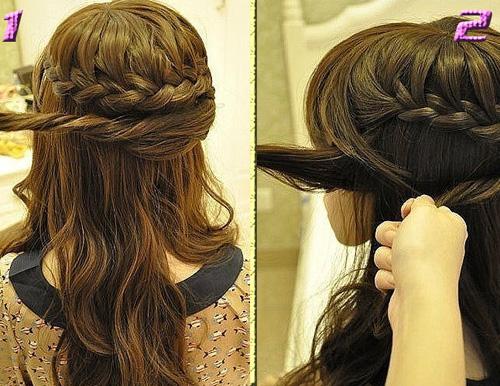 Các cách tết tóc đẹp nhất cho bạn nữ 5