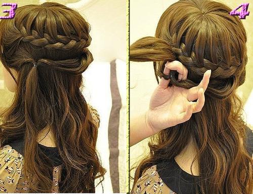 Các cách tết tóc đẹp nhất cho bạn nữ 6