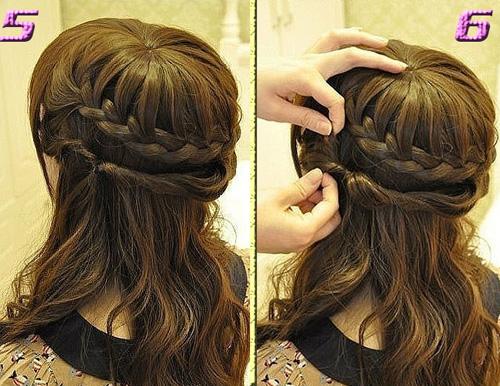 Các cách tết tóc đẹp nhất cho bạn nữ 7