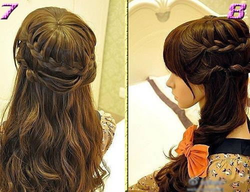 Các cách tết tóc đẹp nhất cho bạn nữ