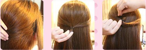 Các cách tết tóc đẹp nhất cho bạn nữ 9