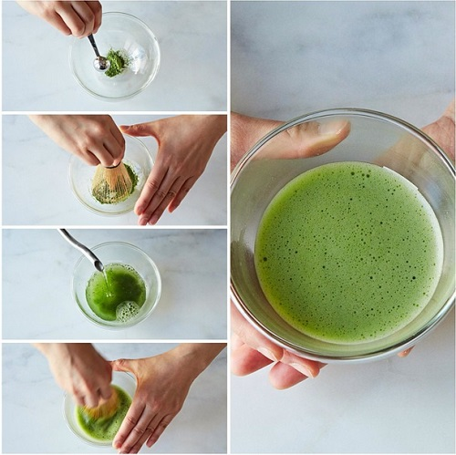 Cách làm trà sữa trân châu vị trà xanh thơm mát