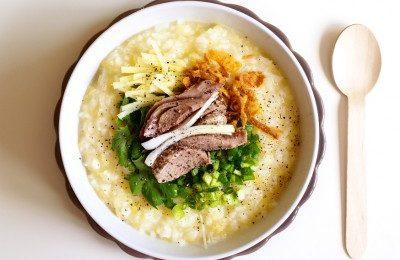 Cách nấu cháo vịt ngon, bổ dưỡng ngay tại nhà cực dễ