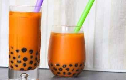 Tự tay pha chế trà sữa Thái Lan, tại sao không?