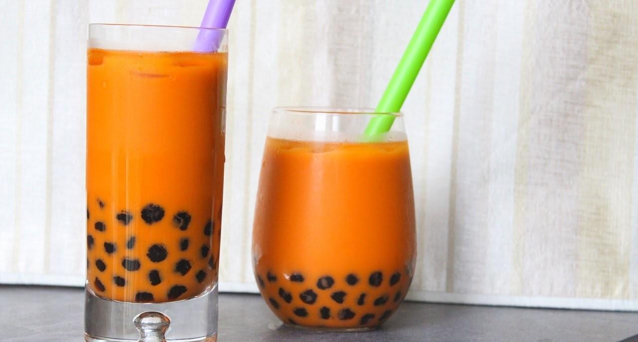 Cách pha trà sữa Thái lan ngon 1