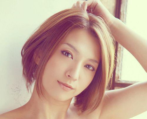 Những kiểu tóc ngắn đẹp cho bạn nữ tham khảo