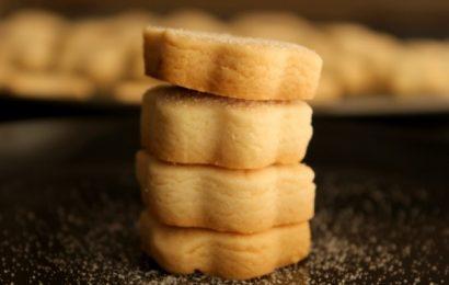 Đơn giản tại nhà với cách làm bánh quy bơ cam