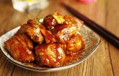 Cách tân bữa cơm với món sườn xào chua ngọt miền Trung
