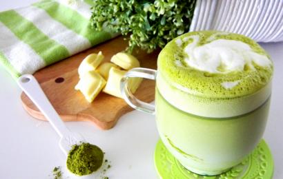 Cách làm matcha trà xanh đá xay cực ngon