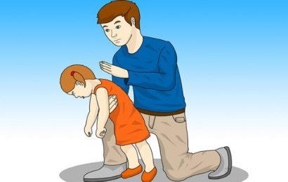 Các biện pháp sơ cứu trẻ bị hóc dị vật ngay tại nhà