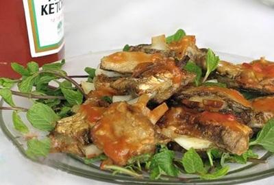 Hướng dẫn cách làm món sườn xào chua ngọt chay từ măng khô và cùi dừa