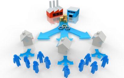Tìm hiểu sự khác nhau giữa Logistics và chuỗi cung ứng