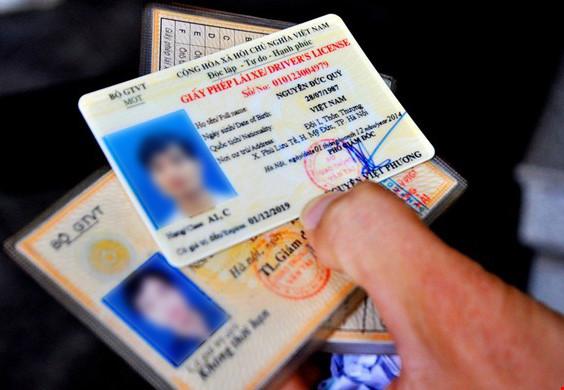 Tiện lợi với cách đổi giấy phép lái xe qua mạng chưa đến 5 phút