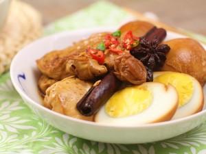 Đưa cơm nhanh với đậu phụ kho trứng đặc sản