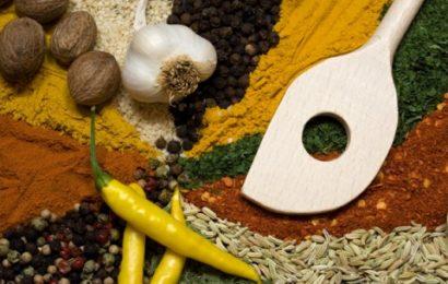 Điểm danh 14 loại gia vị nấu ăn tốt nhất cho sức khoẻ