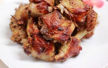 Món ngon đơn giản với cách làm gà rang sả ớt ngon cay nồng