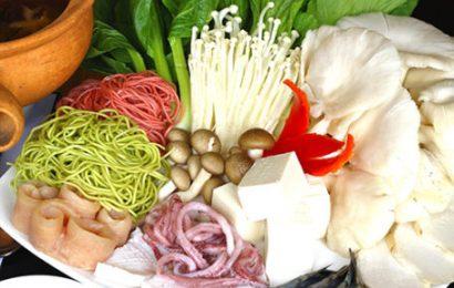 Học cách nấu lẩu nấm hải sản công thức nhà hàng chuẩn vị