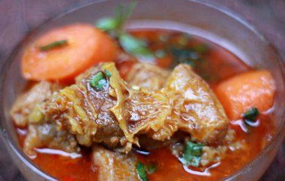 Cách nấu thịt bò kho ngon mềm, đơn giản