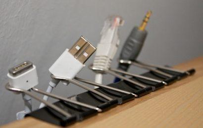 Tái chế đồ dùng văn phòng, ý tưởng tuyệt vời!