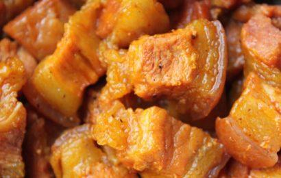 Công thức để có món thịt kho ngon, nhớ mãi