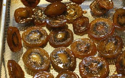 Cách làm mứt kiwi chua ngọt lạ miệng
