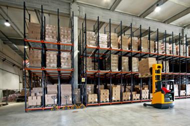 Sắp đặt và bố trí layout khu vực dự trữ sản phẩm