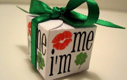 Cách gập hộp quà tặng valentine handmade xinh xắn