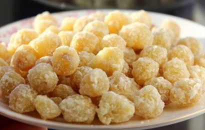 Cách làm mứt hạt sen khô ngon, bổ, rẻ cho ngày Tết