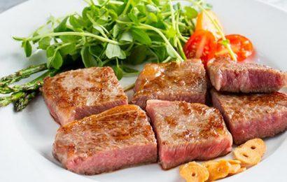 Công thức Tây: thịt bò bít tết ngon độc đáo
