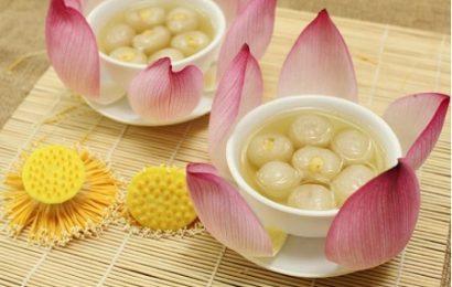 Phương pháp nấu chè hạt sen long nhãn ngon mê li