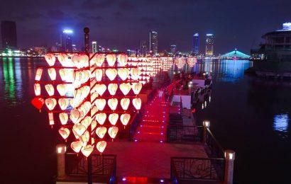 Những điểm đến lãng mạn cho cặp đôi mùa Valentine 2017 tại Đà Nẵng