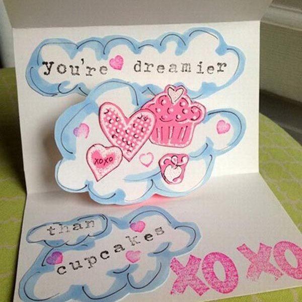 Gợi ý những mẫu thiệp Valentine handmade đẹp và lãng mạn nhất