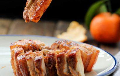 Ngọt ngào với cách làm thịt ba chỉ nướng mật ong đơn giản ngay tại nhà